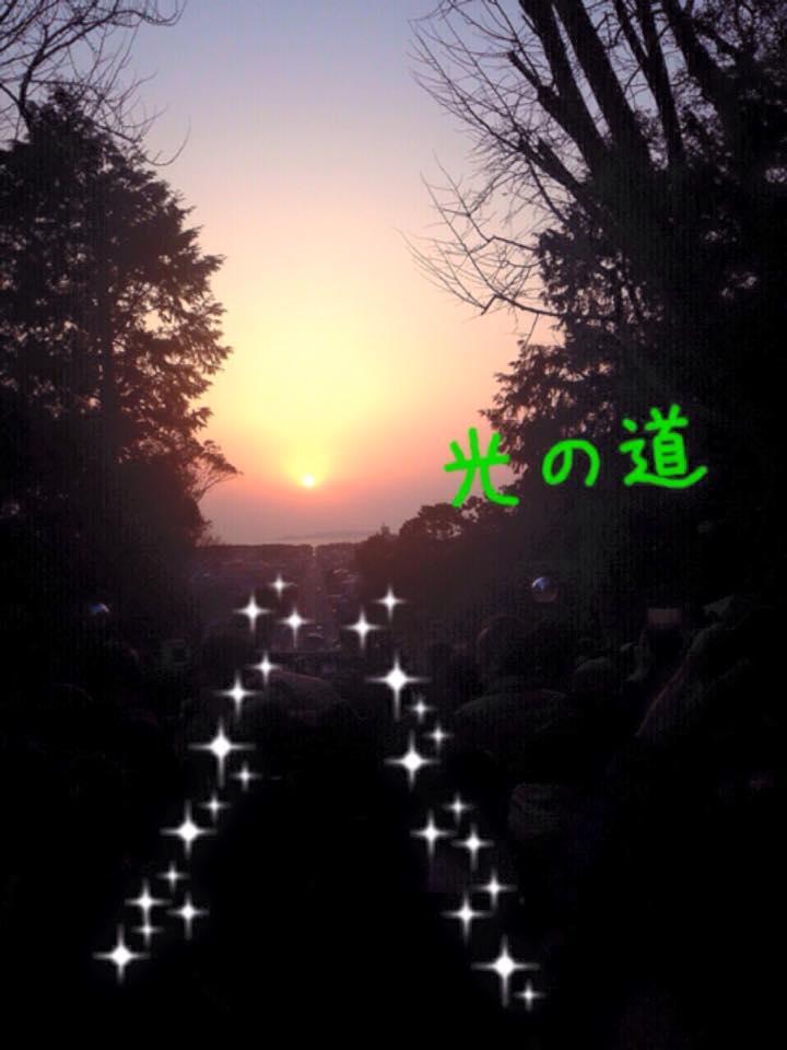 嵐ファン必見★CMで話題の光の道★絶景ロケ地の宮地嶽神社へ!