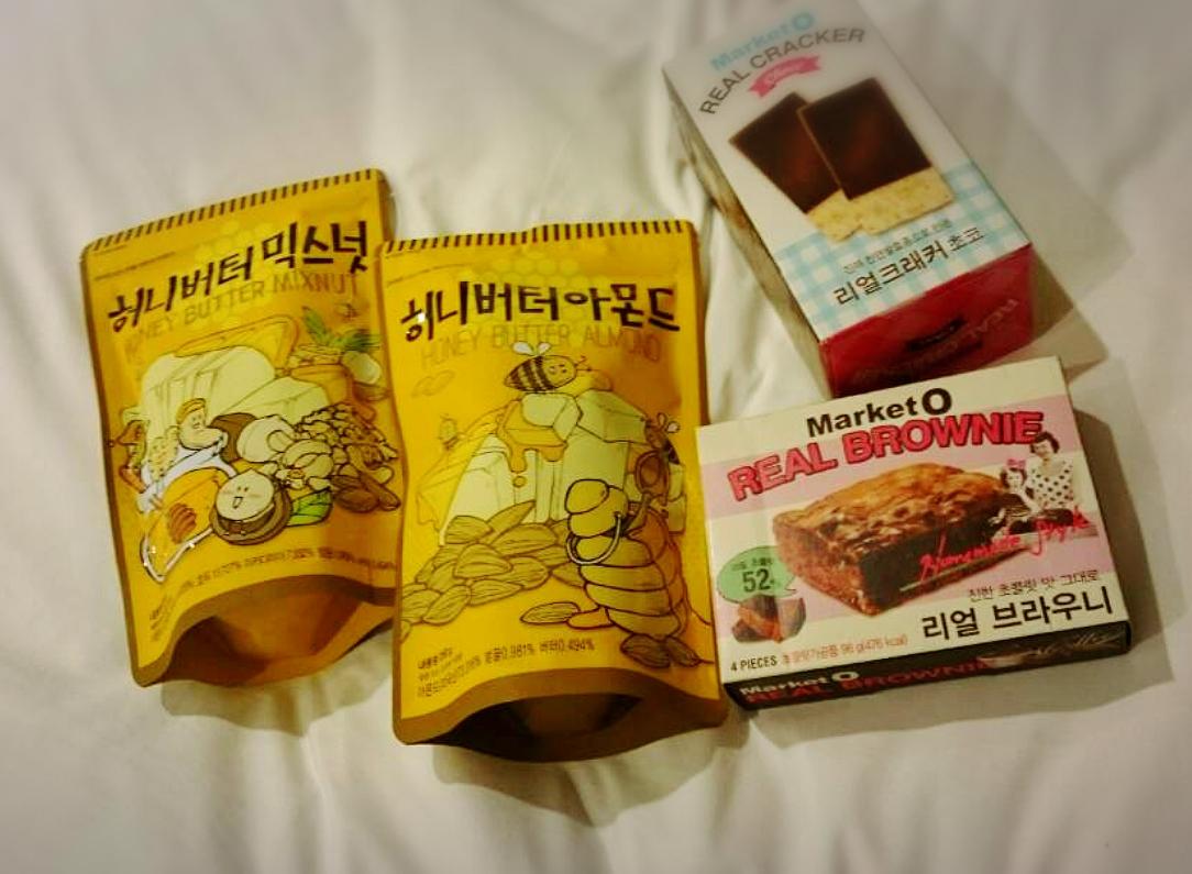 【韓国旅行5お土産編】韓国メーカー*お菓子