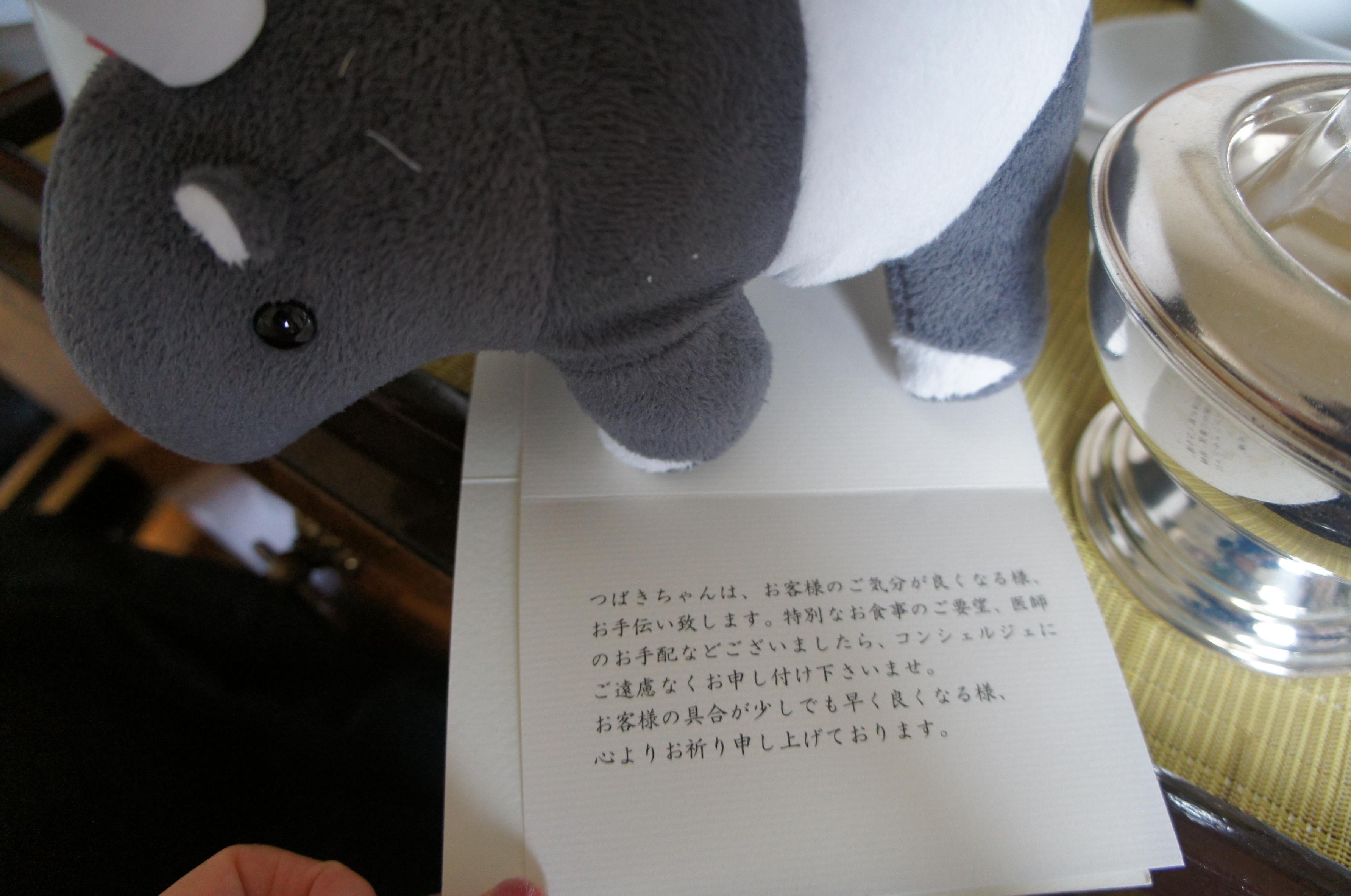 【椿山荘WEDDING】体調不良(私)宿泊客への対応がすばらしい椿山荘
