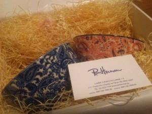 【ギフト】贈られて嬉しいお店、ロンハーマンの贈り物