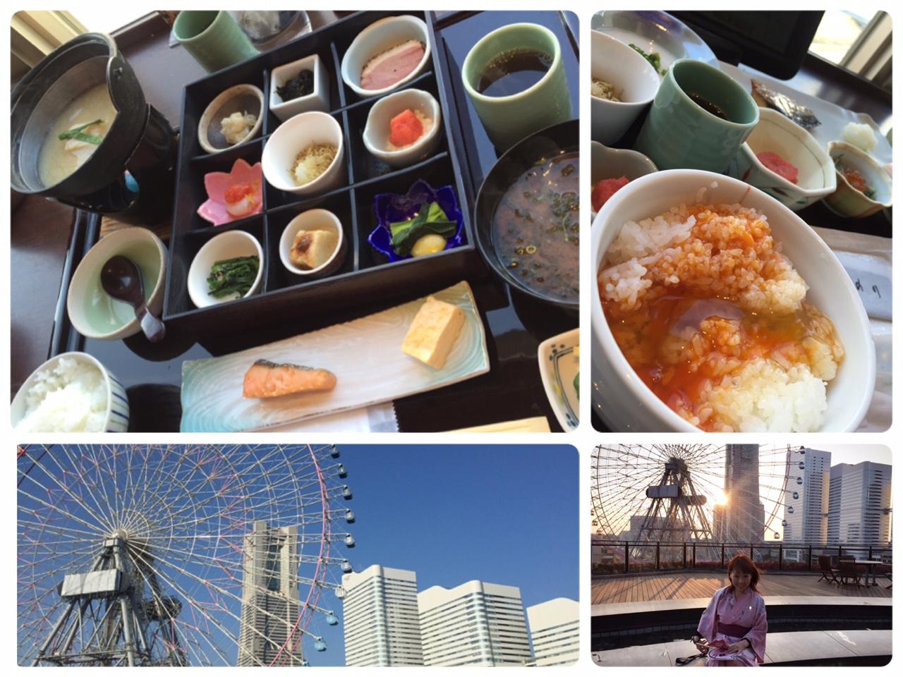 【横浜】万葉の湯みなとみらい 宿泊限定「豪華朝ごはん」がすごい!