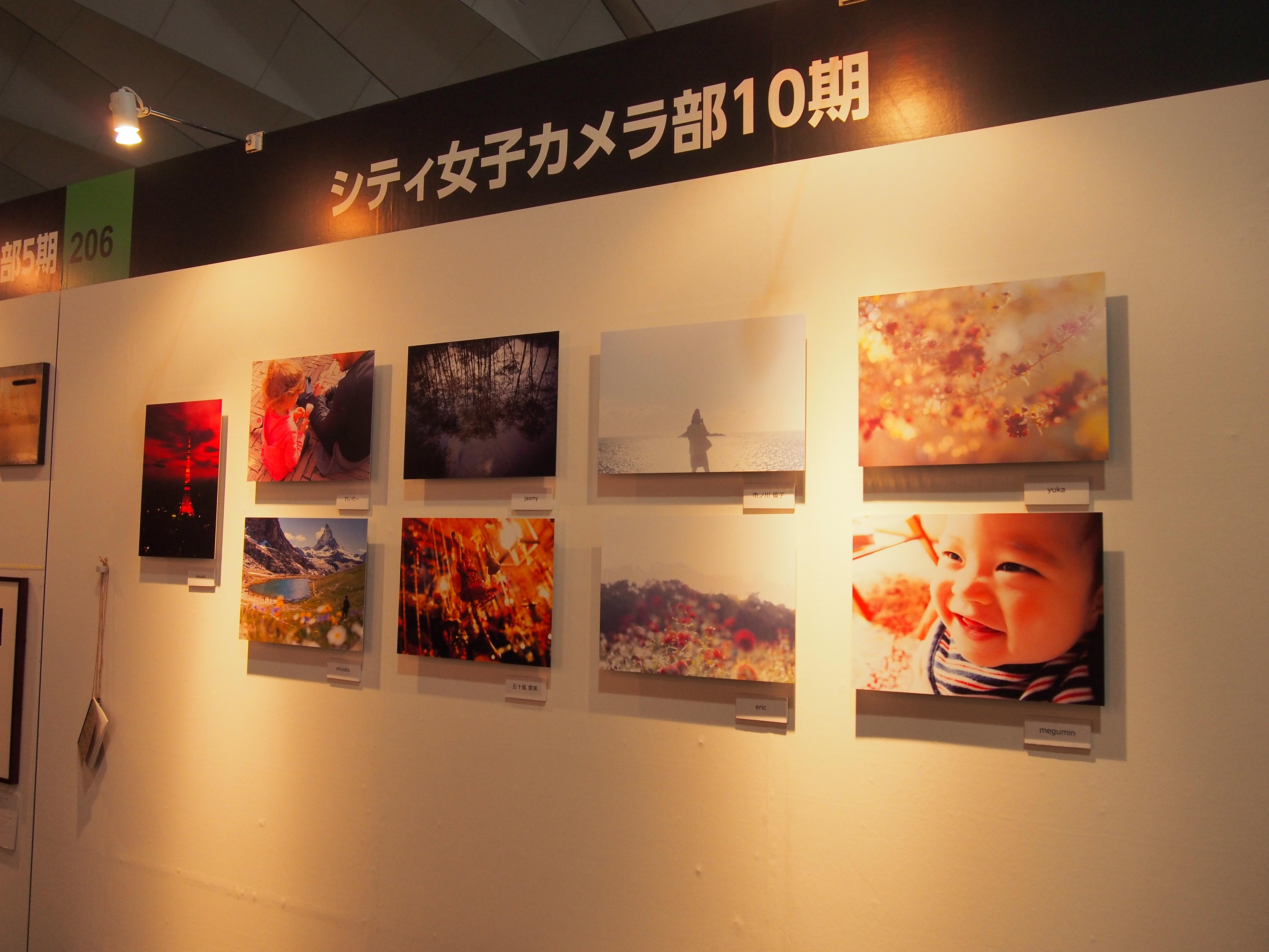 【カメラ】初めて参加したCP+『御苗場』展示は充実感でいっぱいに