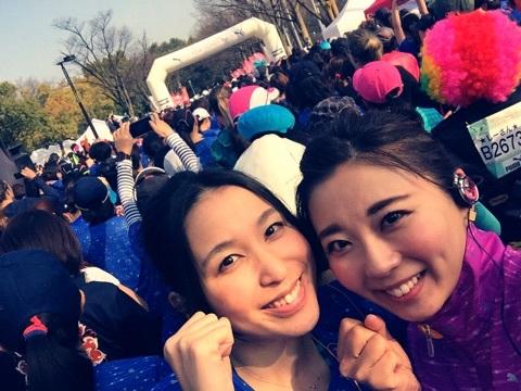 【RUN】女性だけの大会!渋谷・表参道 Women's Run