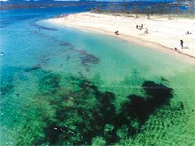 恋島とおばぁの家に感激! 「沖縄・恋の聖地」