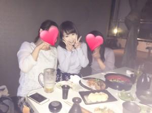【新橋】金曜日夜で飲み放題付3000円ポッキリ!料理9品でお得な女子会