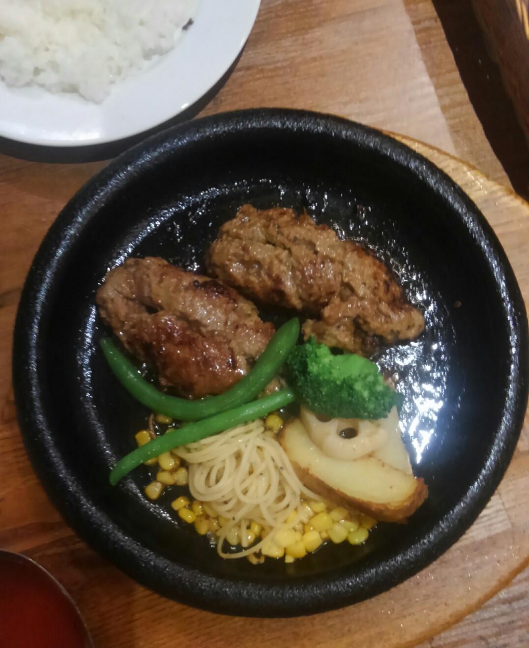 ☆新栄町でトロトロなハンバーグを発見しました!☆