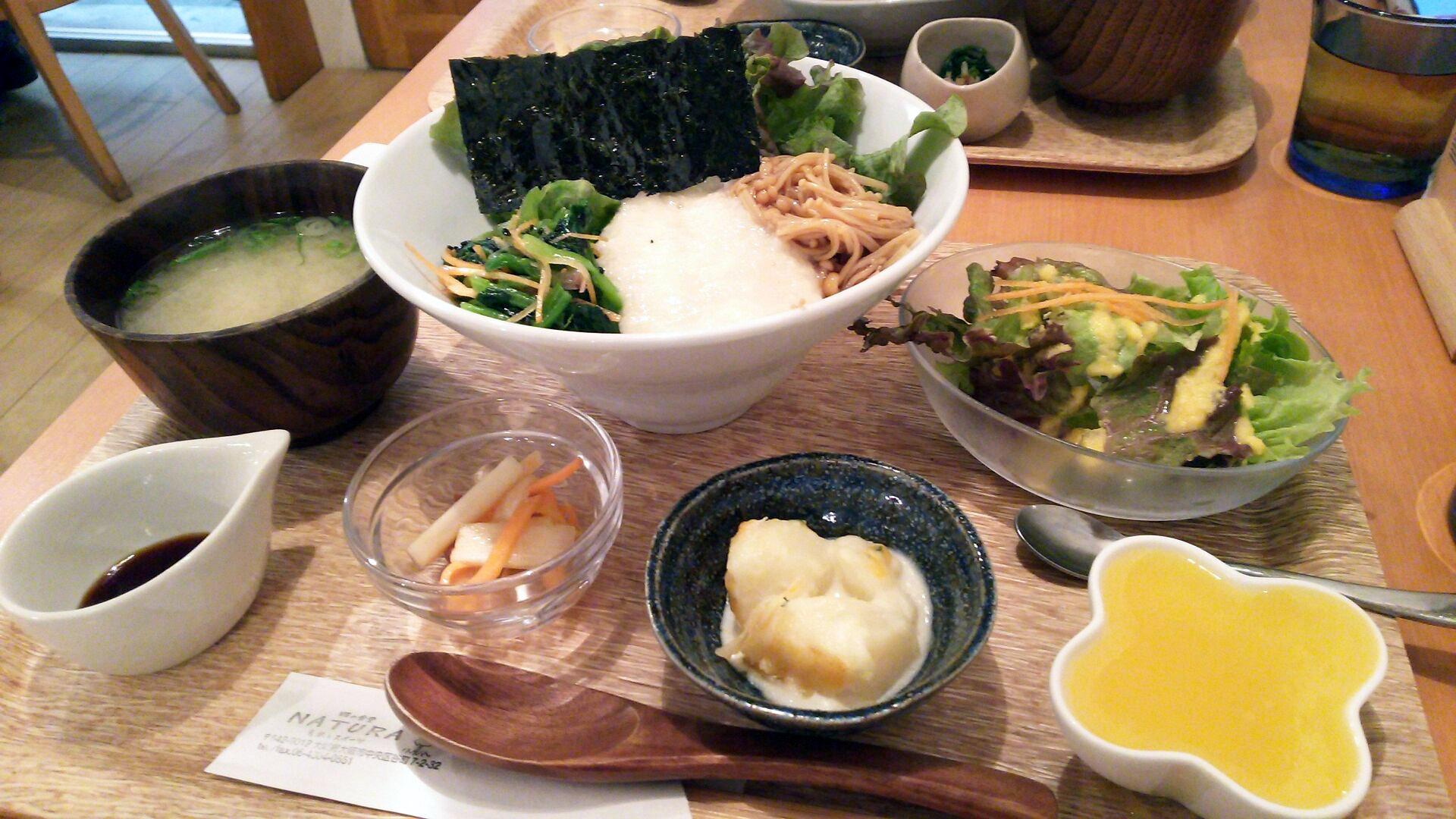 【大阪カフェエリア】谷町6丁目で健康ランチ!