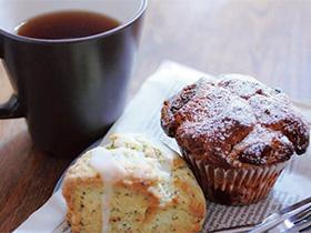 甘い香りに癒やされて「ピースフラワーマーケット&カフェ」