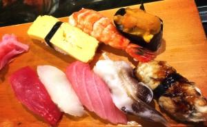 【目黒】「鮮度のよさ」が自慢!福寿司で本格派の寿司ディナー☆