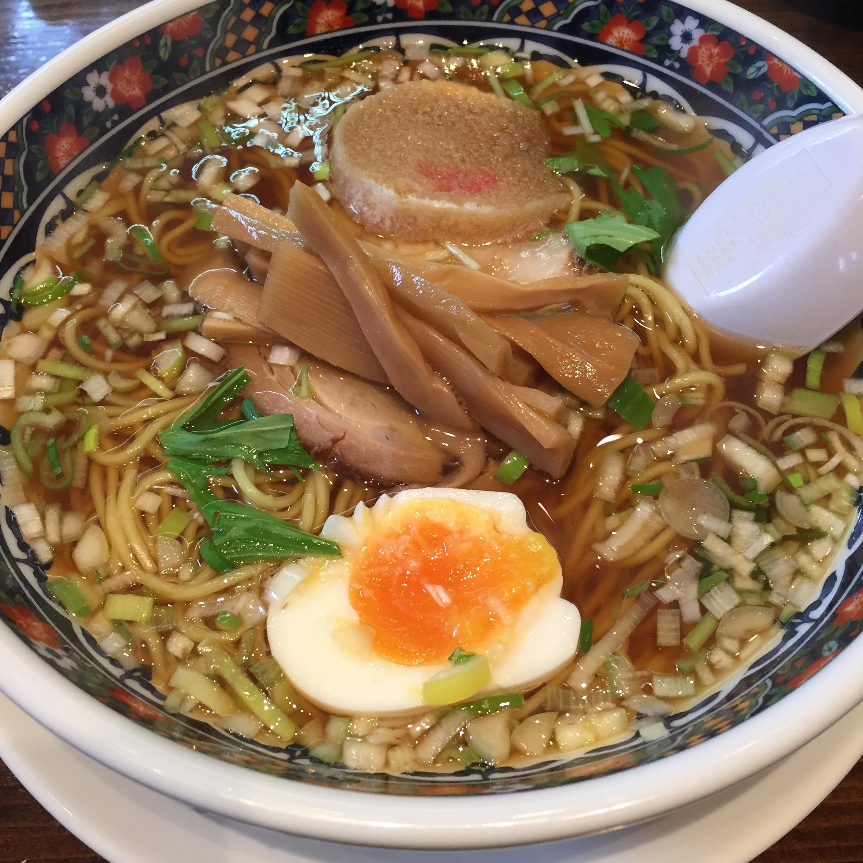 【ラーメン道その8】函館ラーメンといえば…麺厨房あじさい@函館市