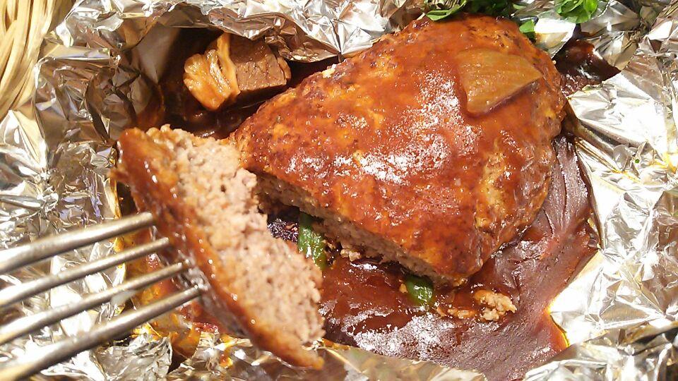 1皿1皿にこだわり!東洋亭のハンバーグステーキ