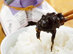 金沢区で収穫・製造! 手作り「生のりつくだ煮」