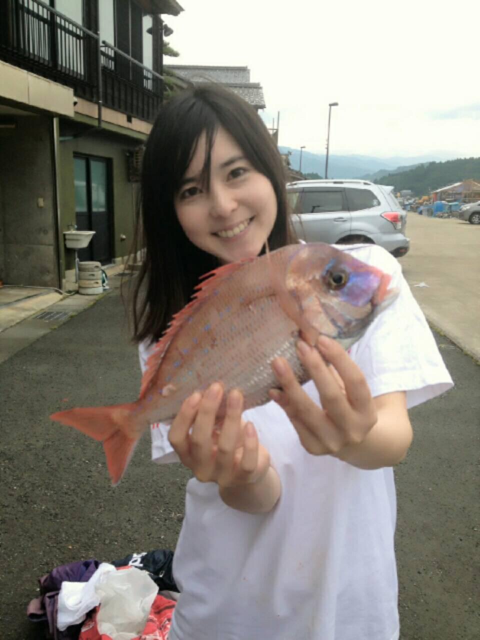 ☆福井県で釣りバカしてきました!捌いて食べるまでが釣り!!☆
