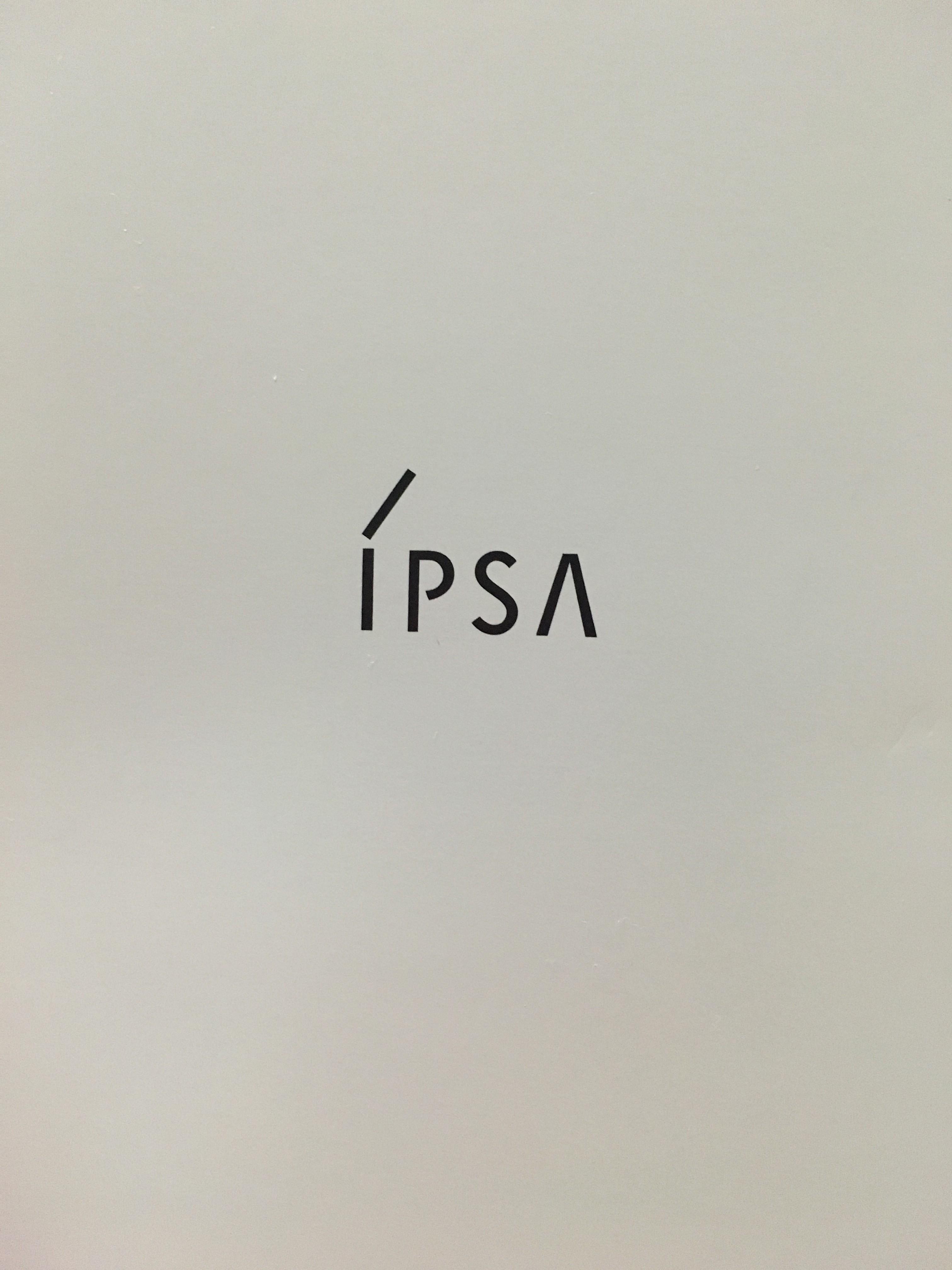 IPSA始めました♡