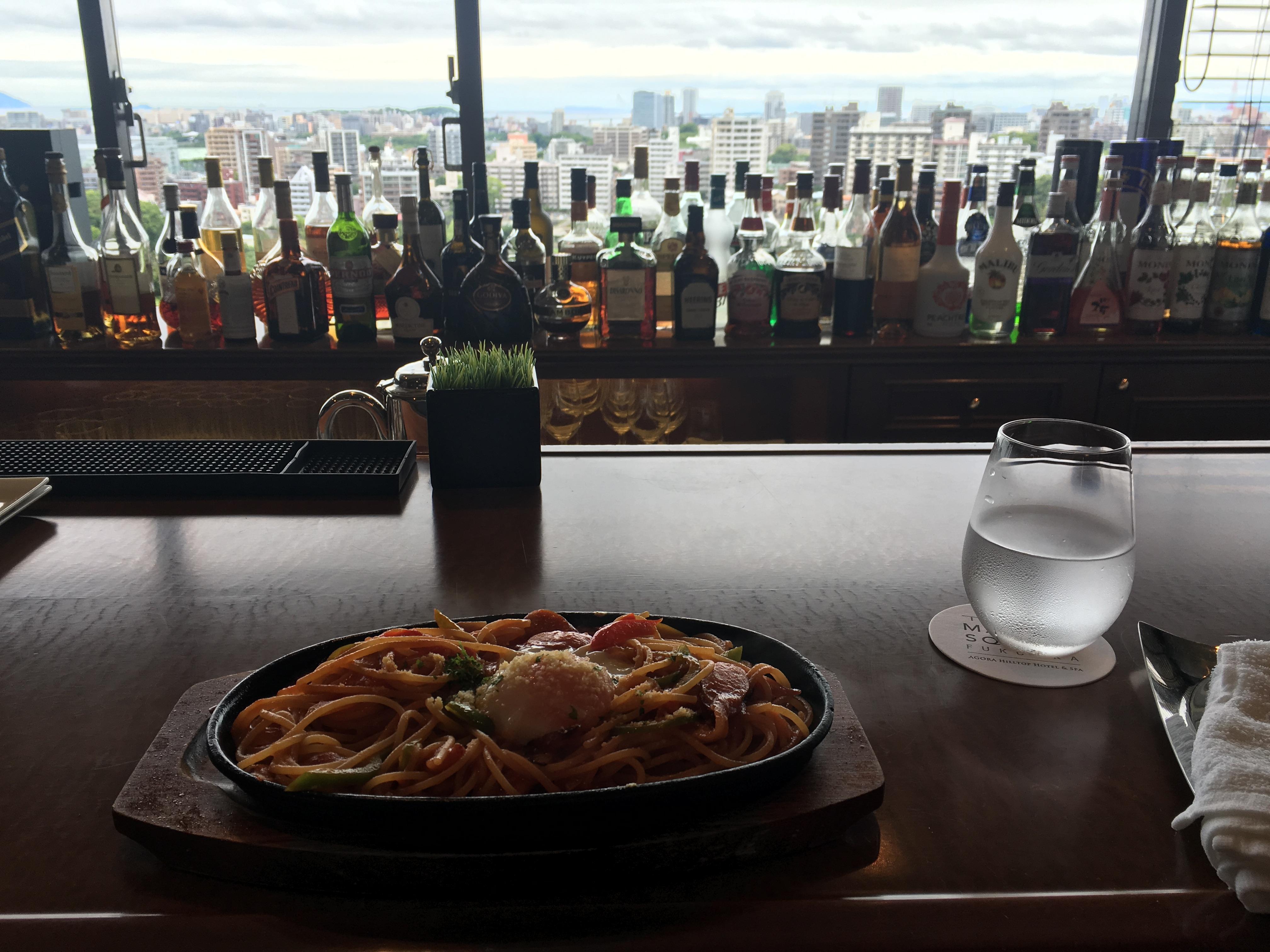 景色最高♡アゴーラ 福岡山の上ホテル&スパ