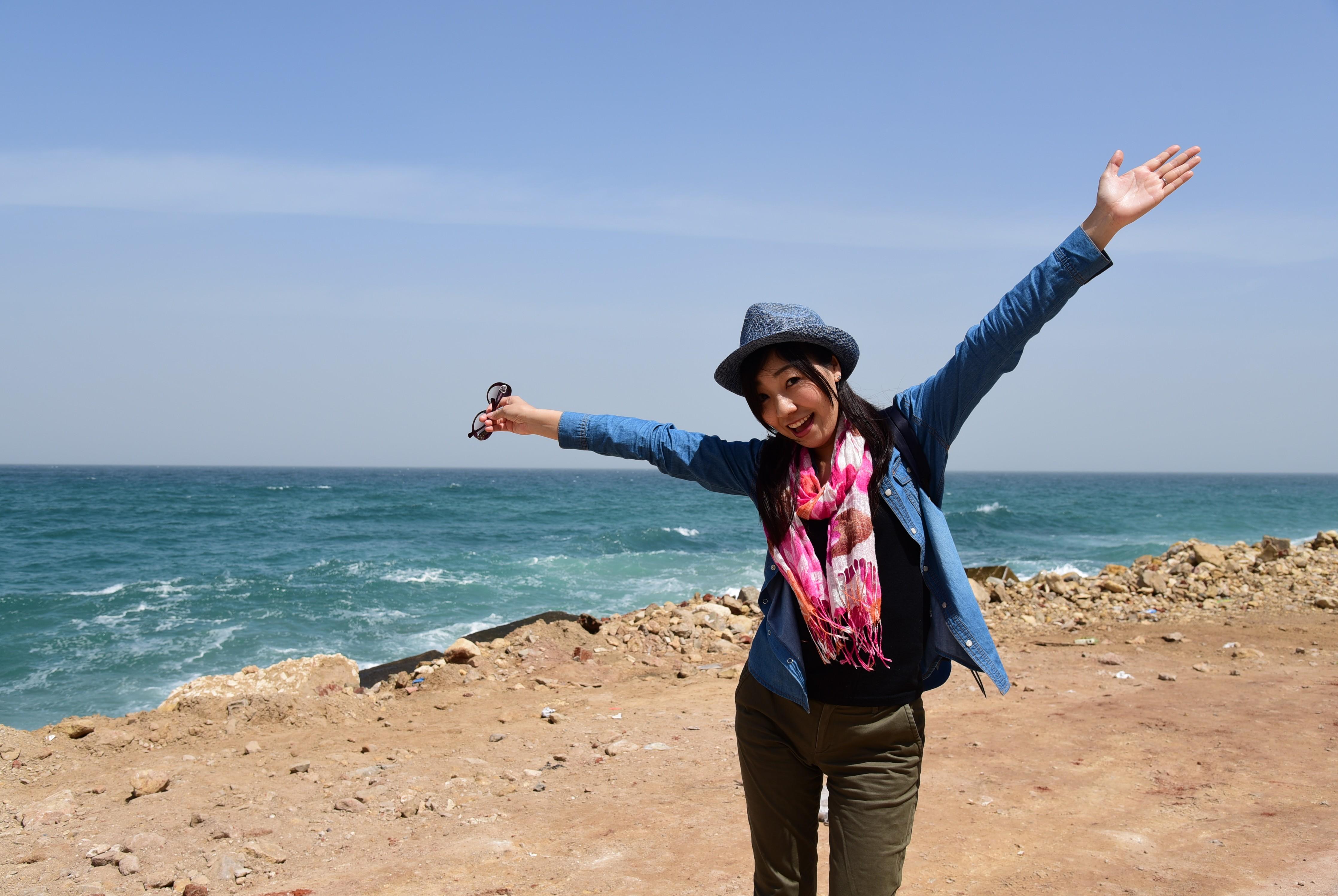 エジプト⑭ アレキサンドリア☆地中海を南から!