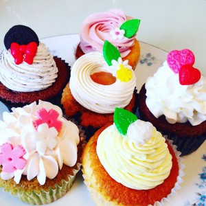【無添加・手作り】可愛すぎるカップケーキ屋さん♡