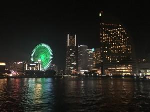 横浜観光②〜中華街&クルージング〜