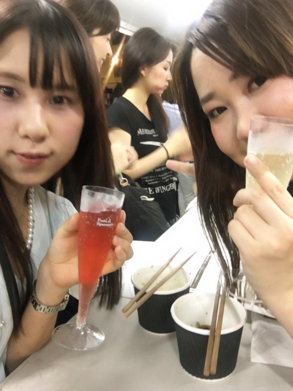 Festa di Spumante FUKUOKA 2016♡
