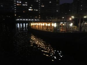 夏と言えば、屋形船!!