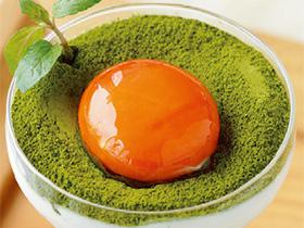 横浜の新たな名物 ぷるぷる卵の「本山茶 生プリン」