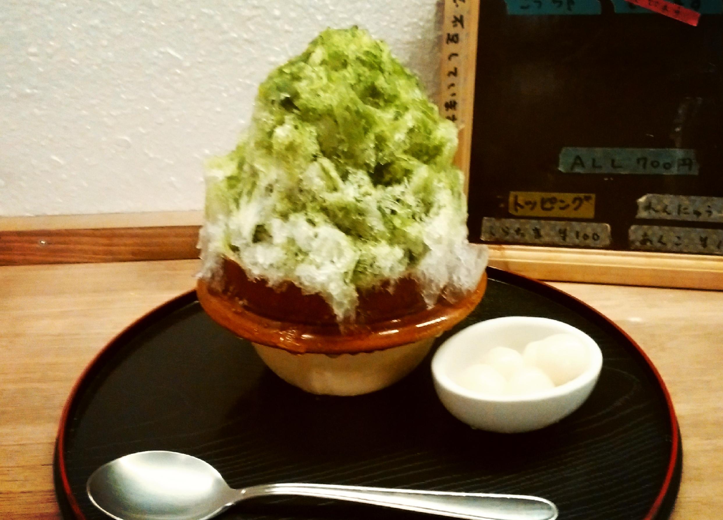 1年中食べられる!有名【かき氷】専門店