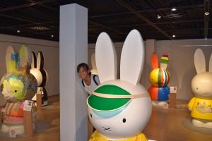 【横浜赤レンガ倉庫】ミッフィー展で限定グッズをゲット!