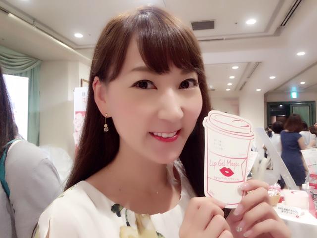 OLさん必見!!9月16日新発売の「口紅コートジェル LIP GEL MAGIC」