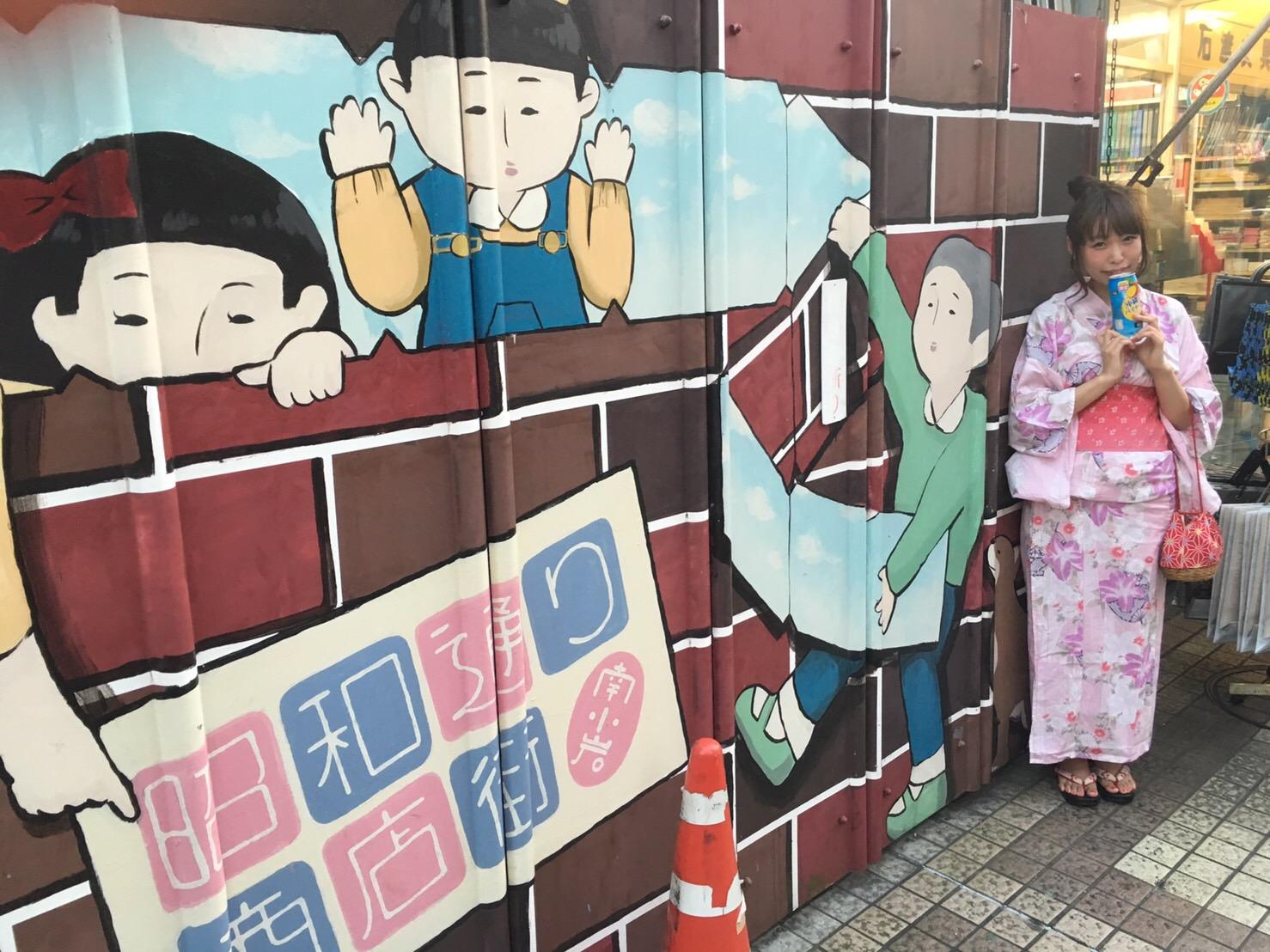 今年の花火大会は江戸川花火大会へ行ってきました!