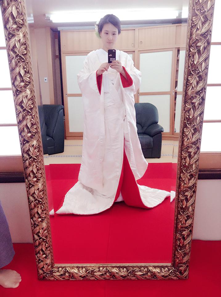 京都・下鴨神社で結婚式!丸善衣装で和装選び@金閣寺・北野天満宮エリア