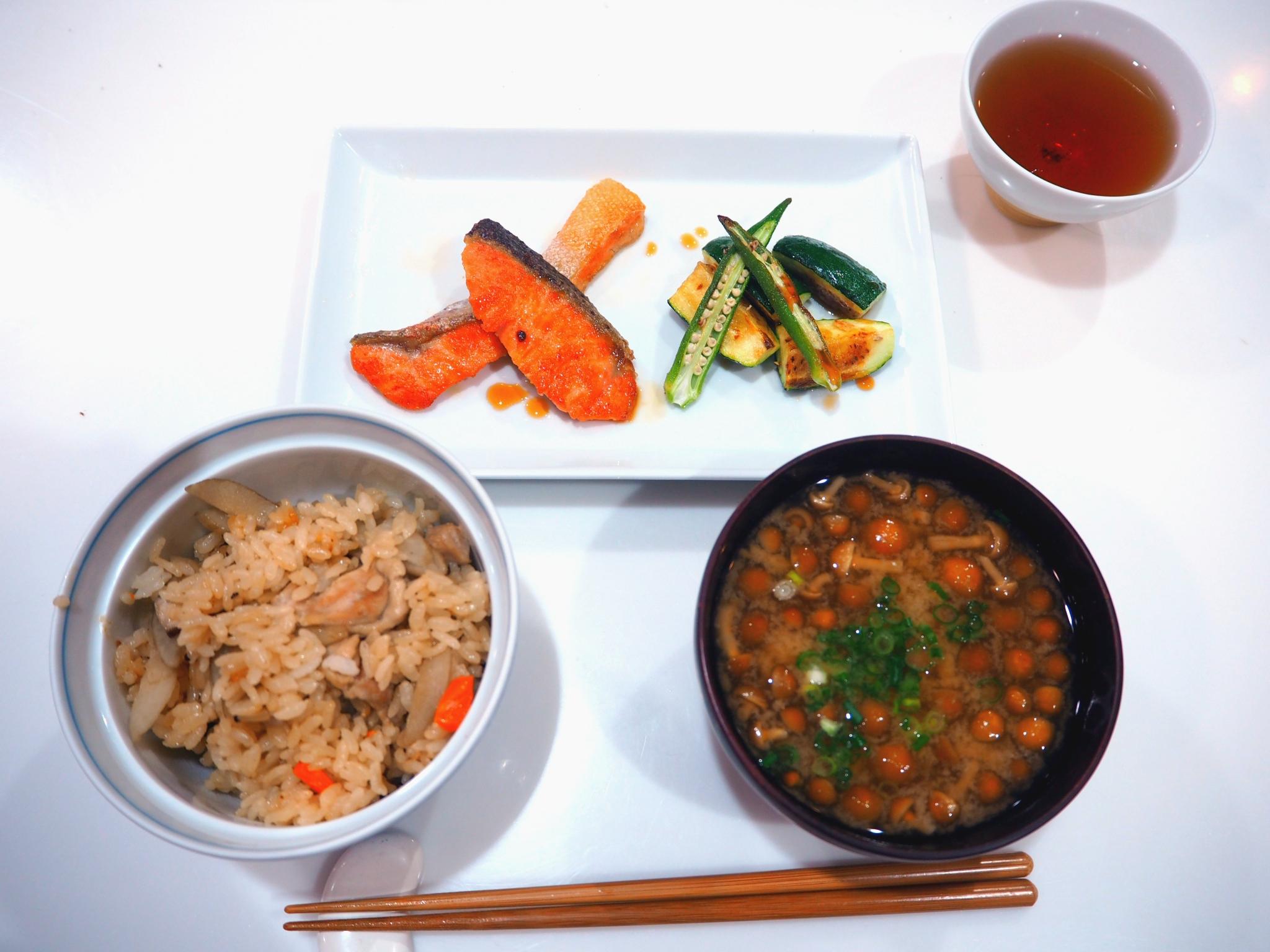 ベターホーム第4回『お料理はじめての会』8月