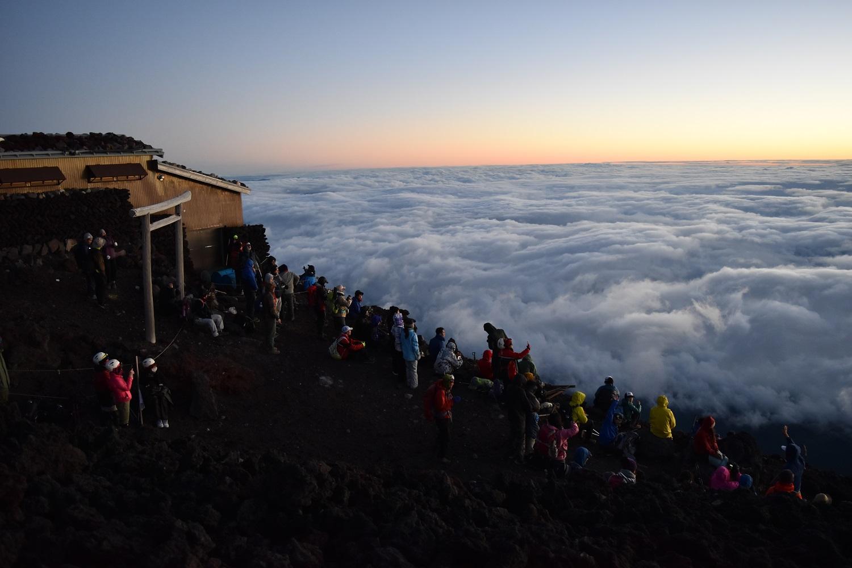 【まだ間に合う!】弾丸!富士登山でご来光に感動☆