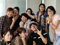 【編集部ブログ<TOKYO>】ハロウィンもこれでOK! 今話題のフェイスペイントを編集部が体験★