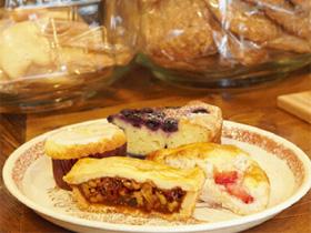 アメリカンスタイルの 手作り焼き菓子