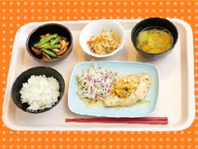 「おいしく食べ、健康的に美しく」を実践 資生堂