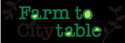 Farm to Citytable
