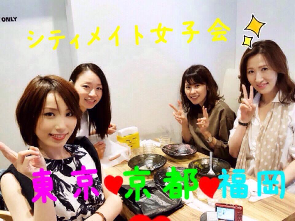 メイト女子会①♥東京♥京都♥福岡の夢のコラボ!アイスモンスター編