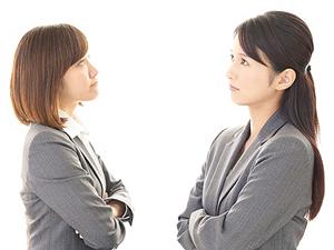先輩とどうしても意見が衝突してしまいます。上手く折り合いをつける方法を教えてください