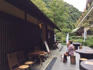 【箱根旅行②】箱根の日帰り温泉「天成園」で満喫♪