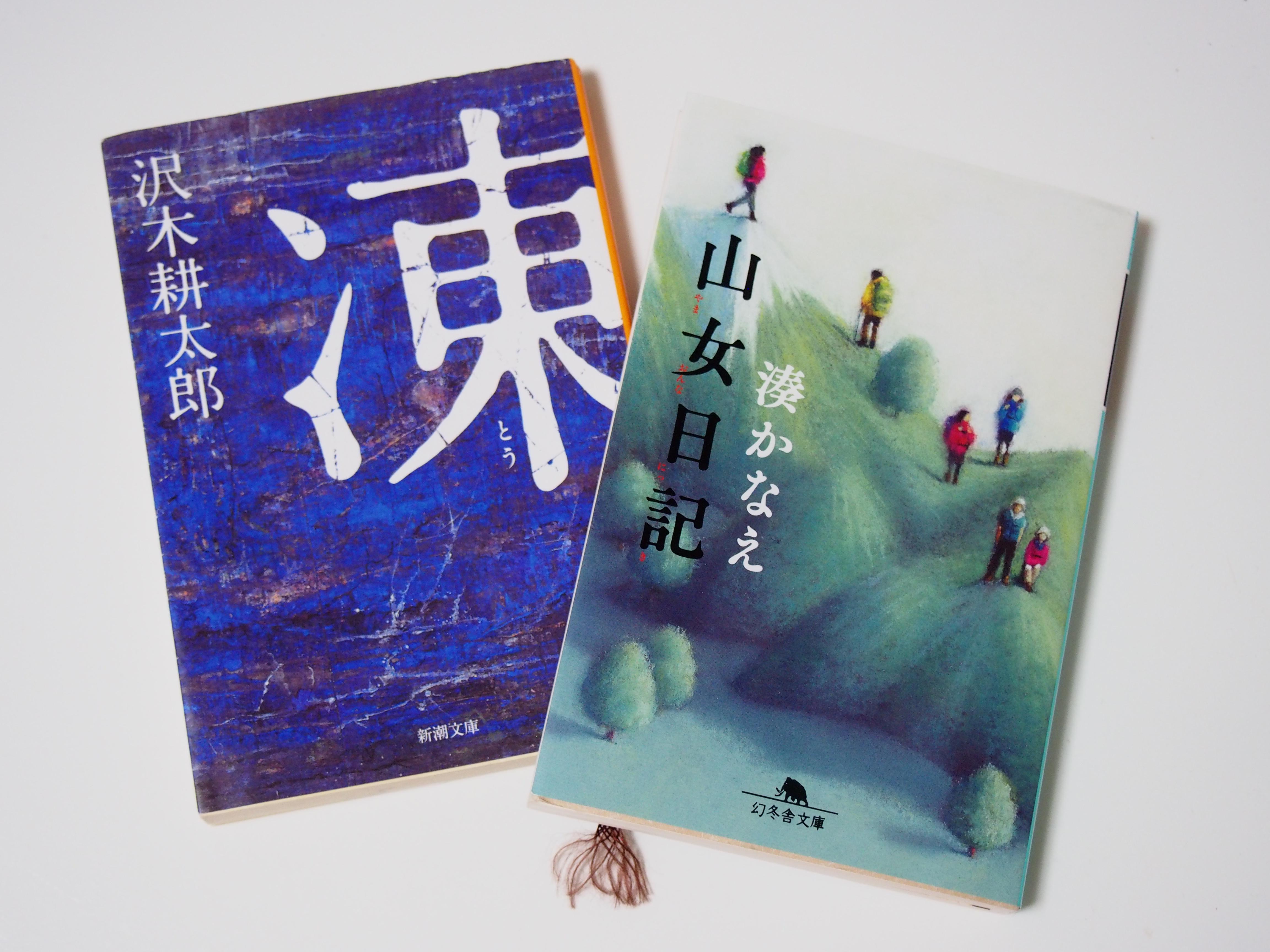 【読書の秋】山に行けない雨の日にオススメの山岳小説