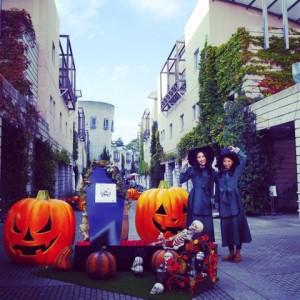 【ハロウィン】衣装レンタル500円!フォトジェニックに楽しむハロウィン