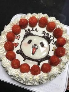 お誕生日ケーキ☆