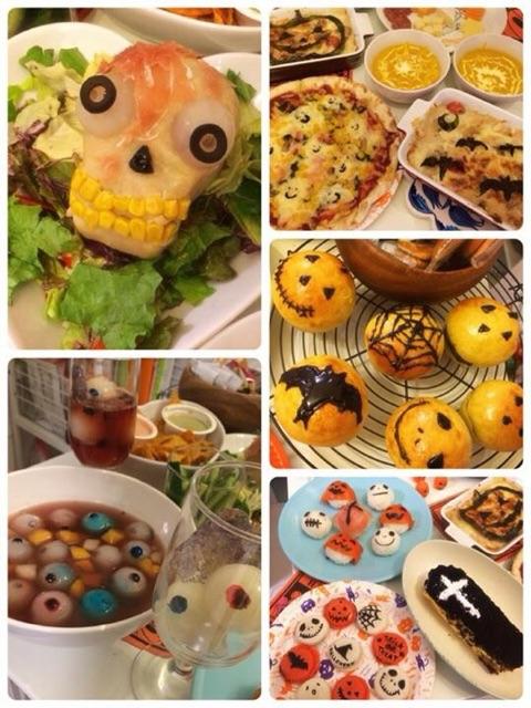 【ハロウィン】パーティー用★簡単!ハロウィン料理のアイディアをご紹介!