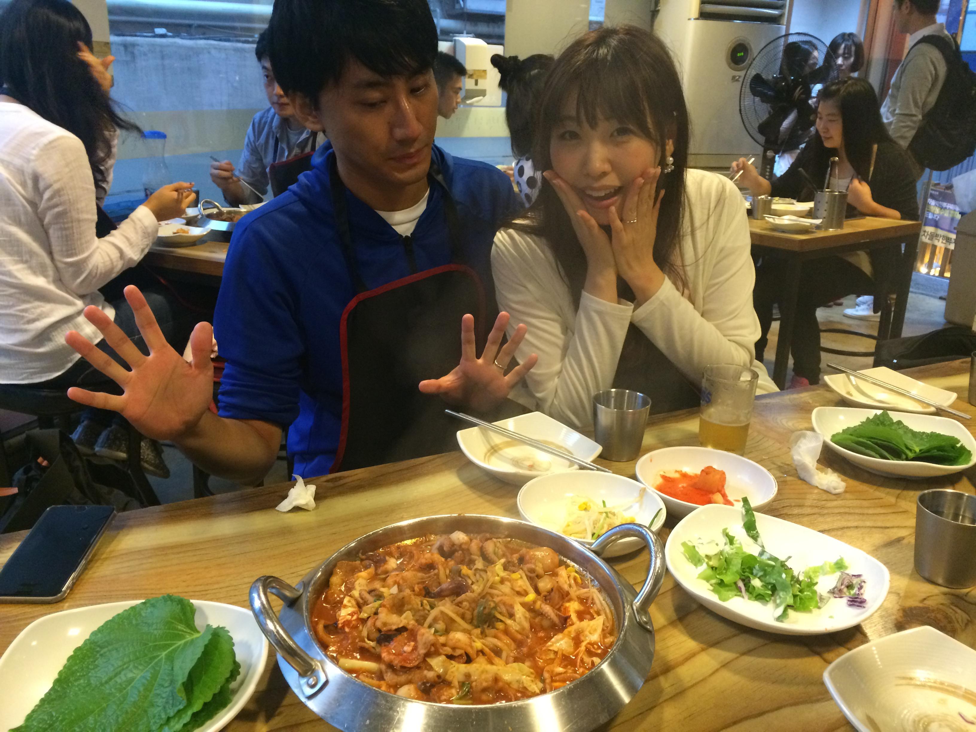 韓国旅行でオススメのもの