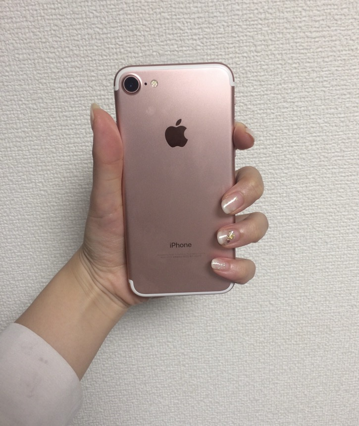 iPhone7に!スタバの新作!