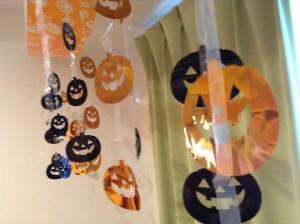 かぼちゃのすだれ(1)