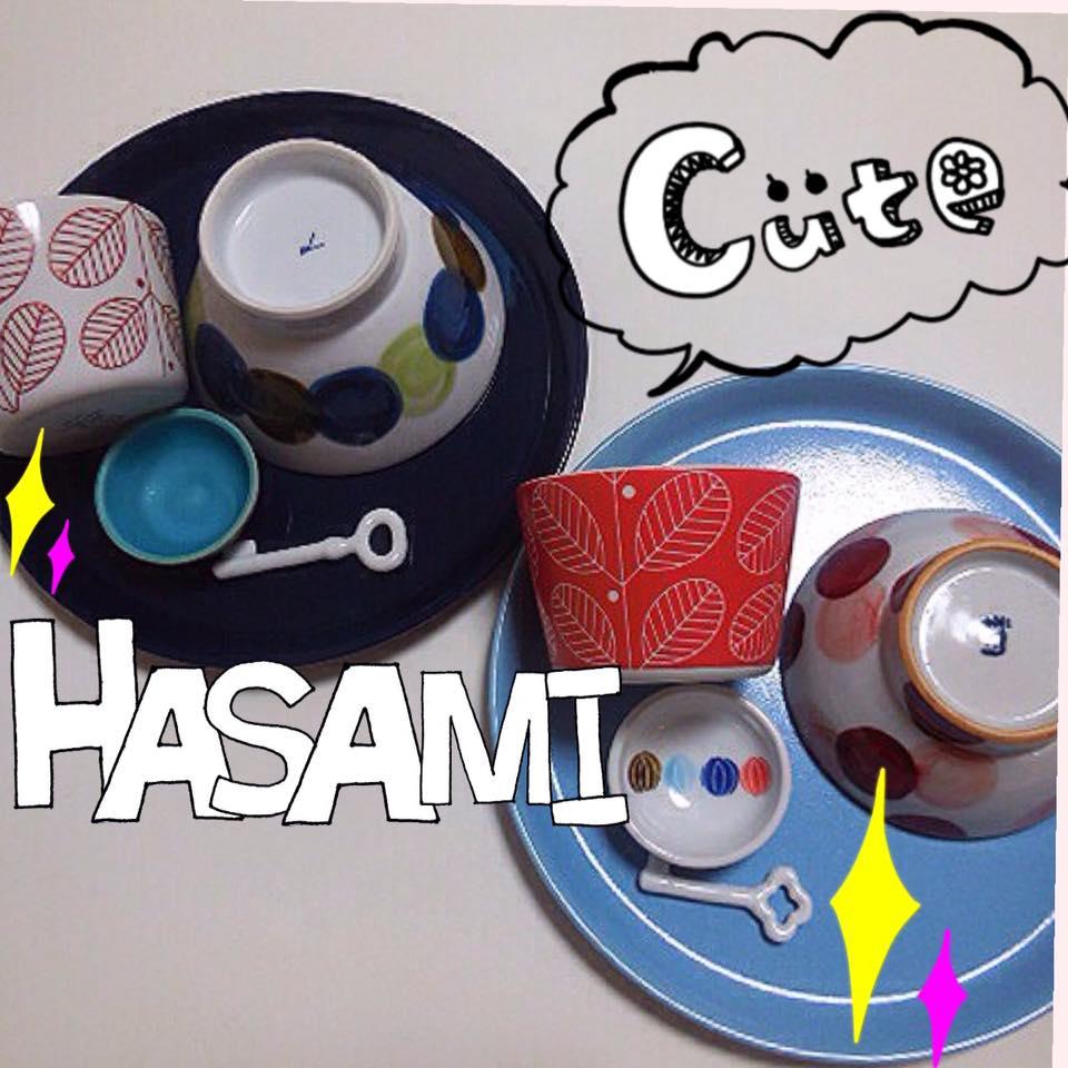 【波佐見焼】ポップで可愛くて万能♡人気のHASAMIに大注目!