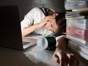 残業が原因で、会社を辞めたいと思ったことはある?