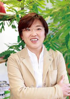 小島理恵さん