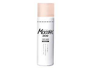 モッチスキン「モッチスキン吸着泡洗顔」を3人に